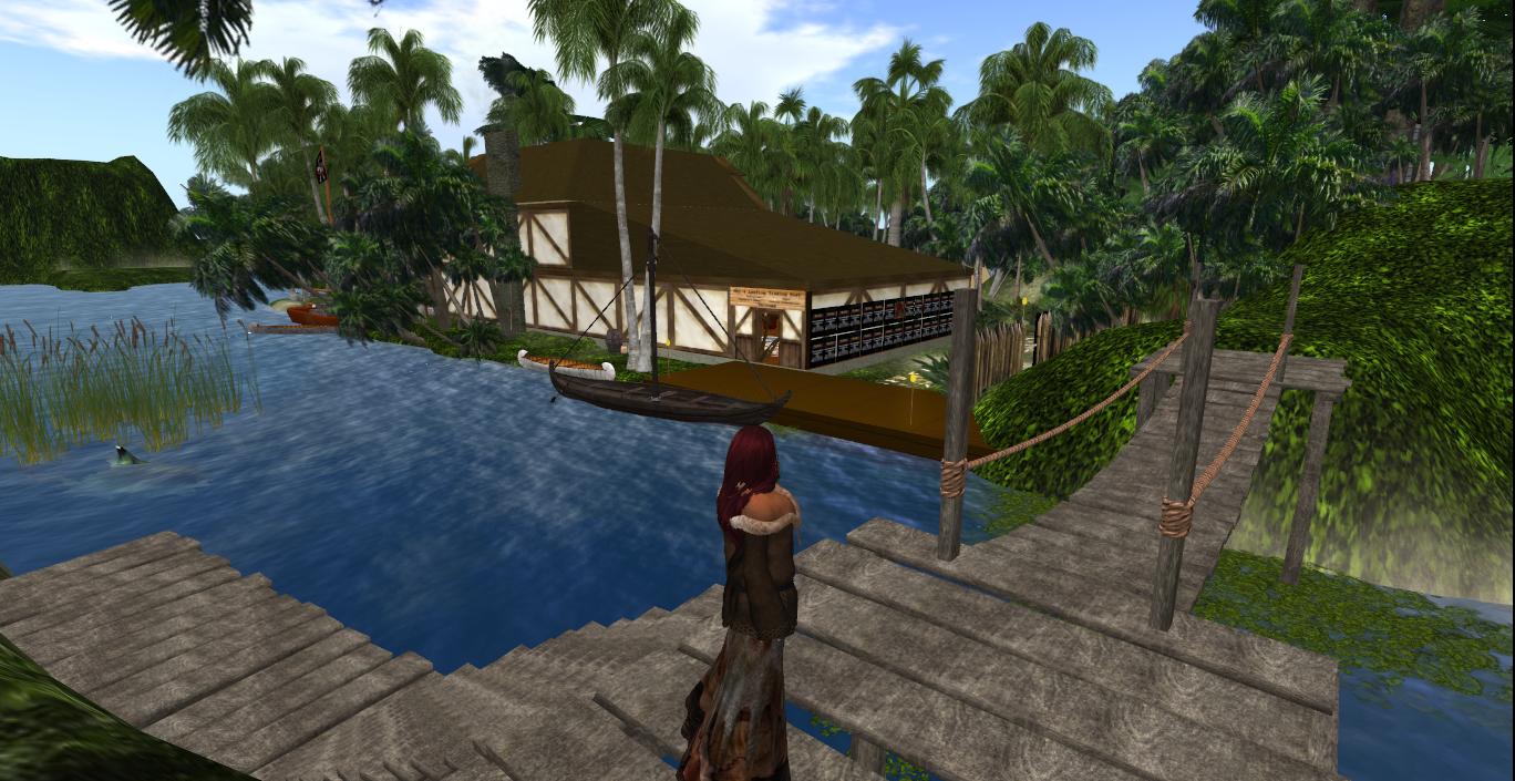 Return to the Jungle: Korat Village & Trading Post