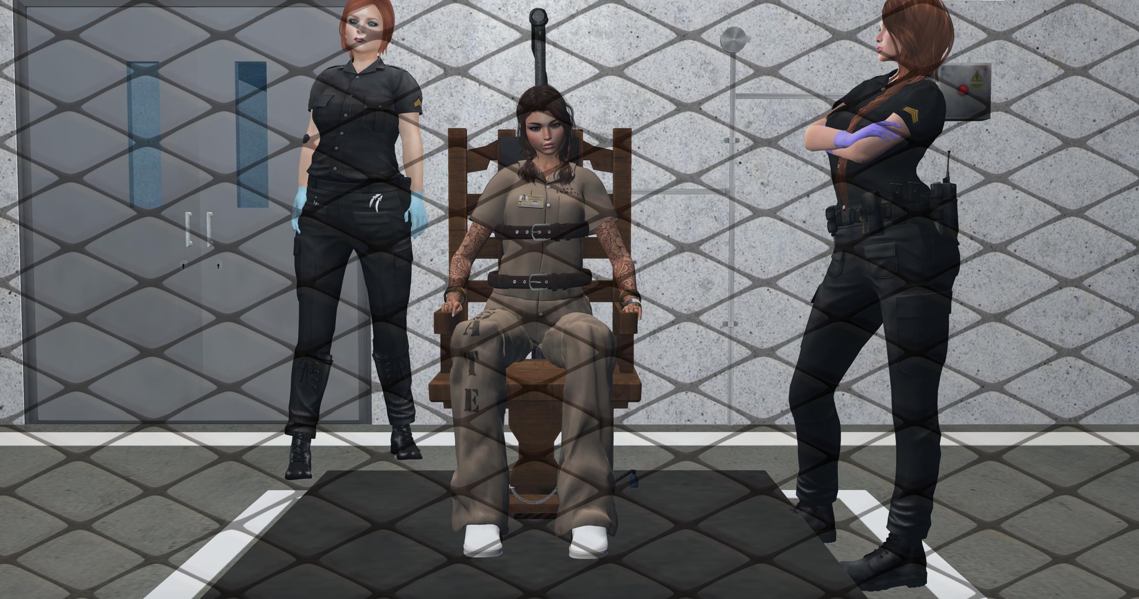 Liddell Correctional Facility – The Zap-Zap chair
