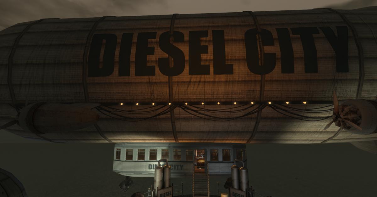 Drune – Diesel City