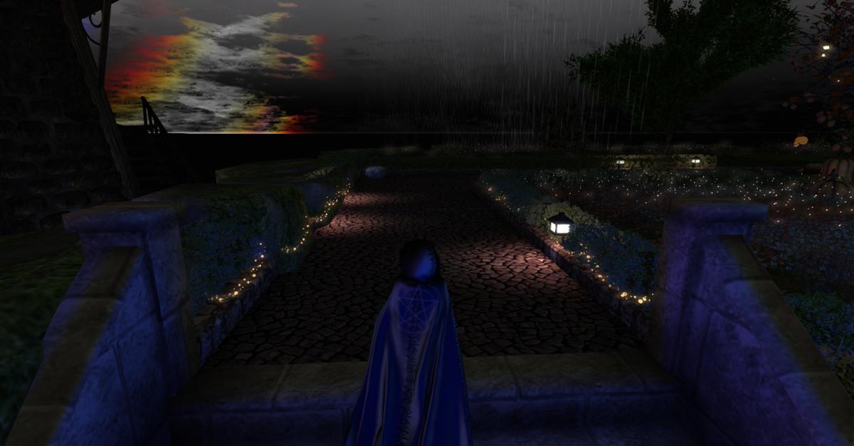 Halloween 2021: Haunted Hummingbird Isle